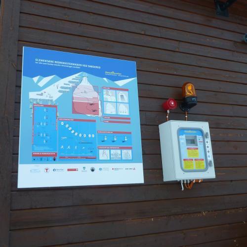 14.1. - Sesongstart - Skredsøkerparken i Skorgedalen