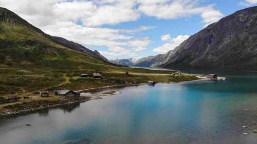Uke 31: Føremelding for Jotunheimen