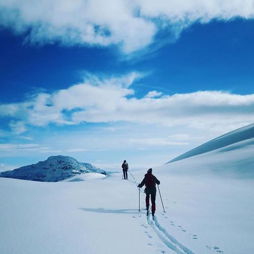Skitur til venehei 18. mars