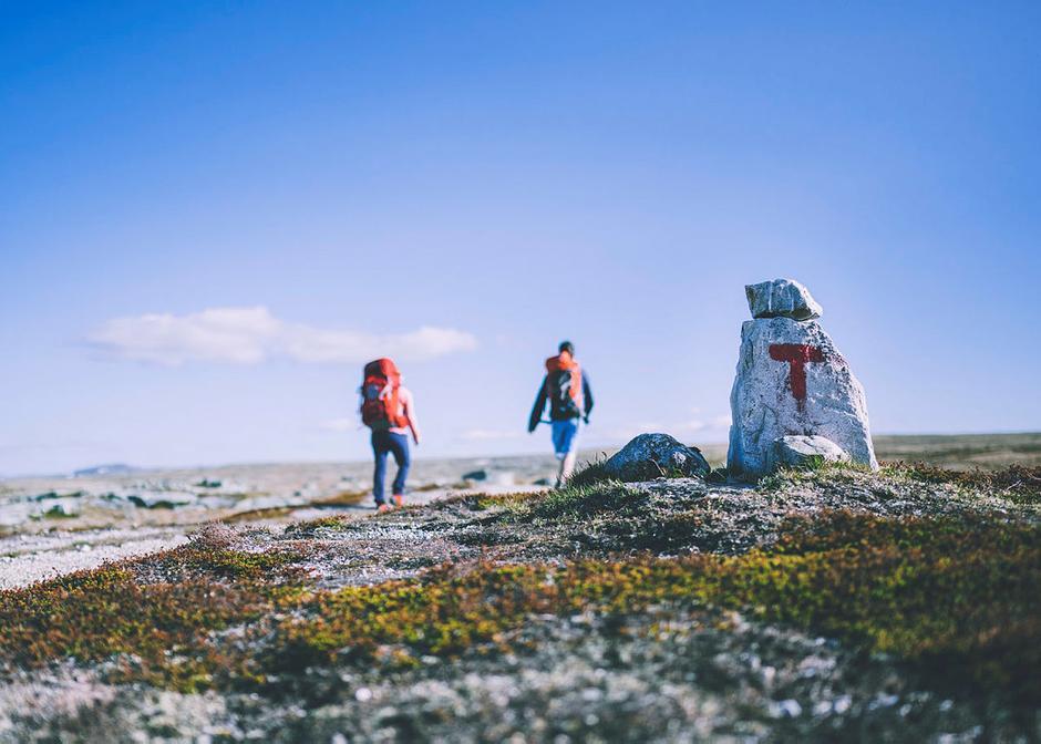 I DNTs mange årbøker har man i 150 år lest om turer i hele Norge.