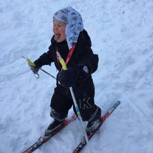Ta gjerne med ski og akebrett