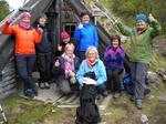 Tur til Speiderhytta på Steinhovda ved Hondyrju