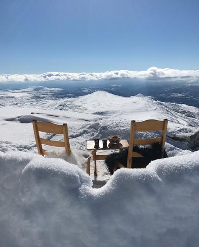 Vinteråpning av Gaustatoppen Turisthytte