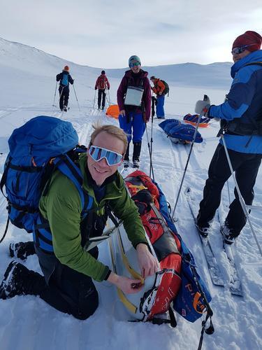 Årets fjellsporter 2017 ble Njål Farestveit