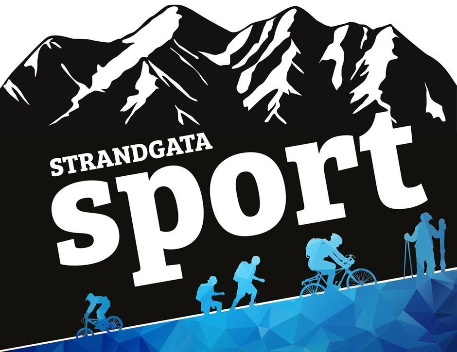 Strandgata Sport logo