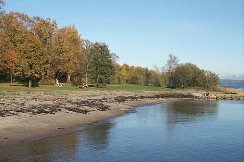 Kyststien - Borre