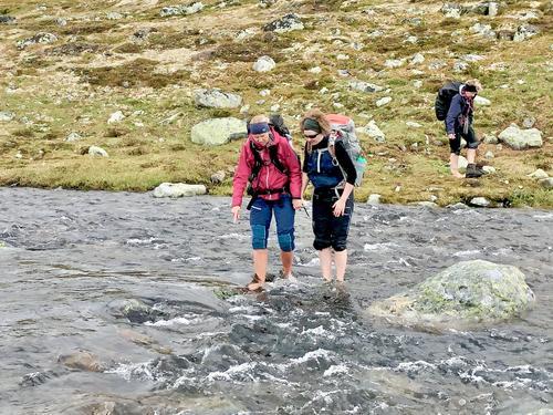 Hardangervidda, fra fjell til fjord