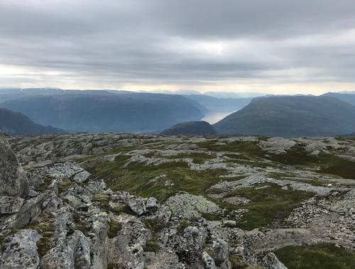 Fjelløya Osterøy