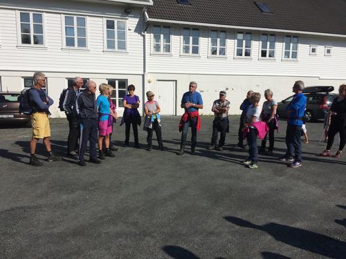 KulturTuren på Algrøy søndag 27. august