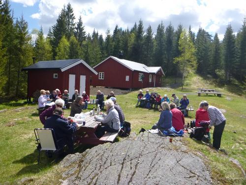 tur til LindsverksetrA og Barlindkollen