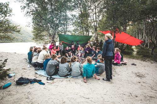 Basecamp Trollheimen 13-16 år