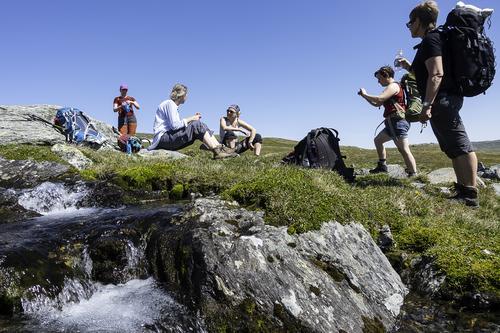 Fra barske fjellhytter til luksus ved fjorden