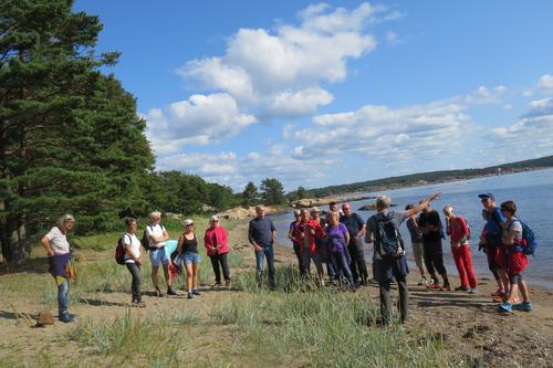 På tur til Asmaløy med Tur- & kulturgruppa søndag 27. aug