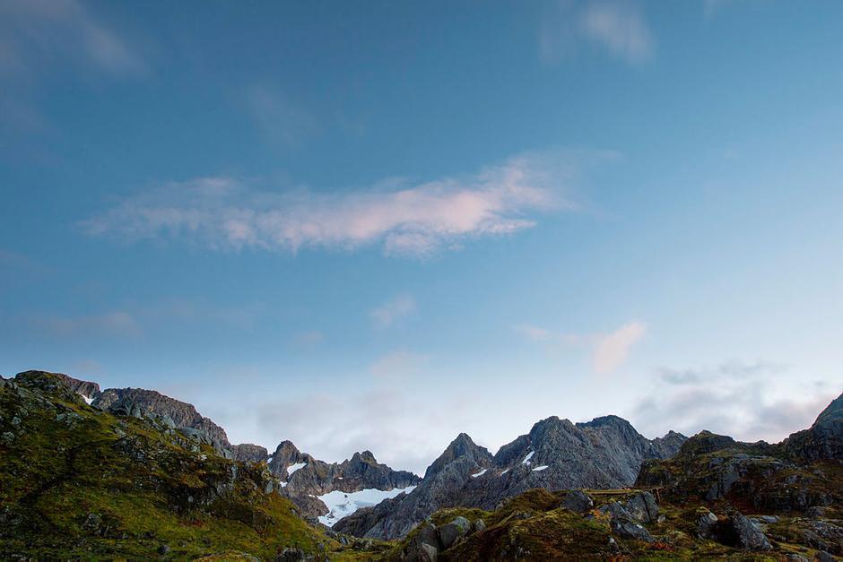 Vesterålen er tredje etappe ut, fra 25.-29.juli. Her fra Trollfjorden.