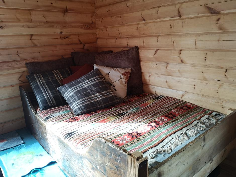 Gustav Wentzels gamle seng