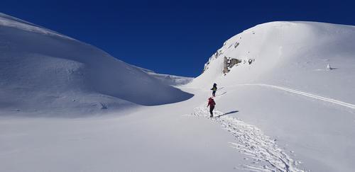 Aktiv: Fjellskitur til Bletoppen