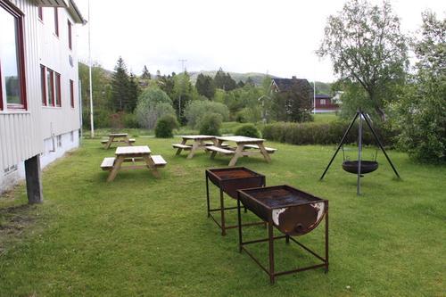 Huse på Lurøy