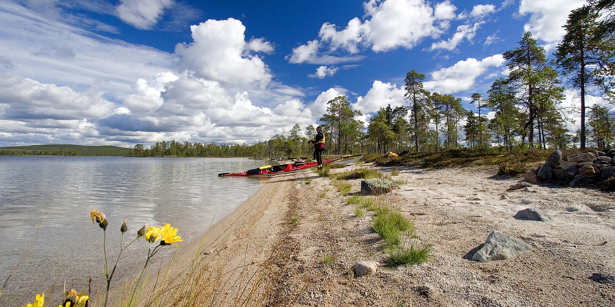 Kajakksamling Femunden — Turer og aktiviteter — DNT Romsdal