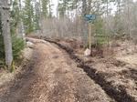 Vestby Turlag oppgraderer turveien rundt Deør