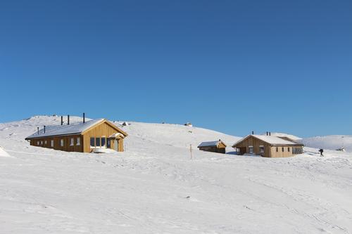 Nå kan du booke senger på flere av DNT Sørs hytter