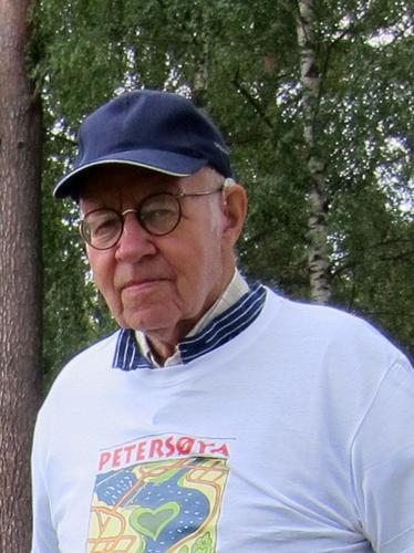 Vårt æresmedlem Tov Tinnbo er død