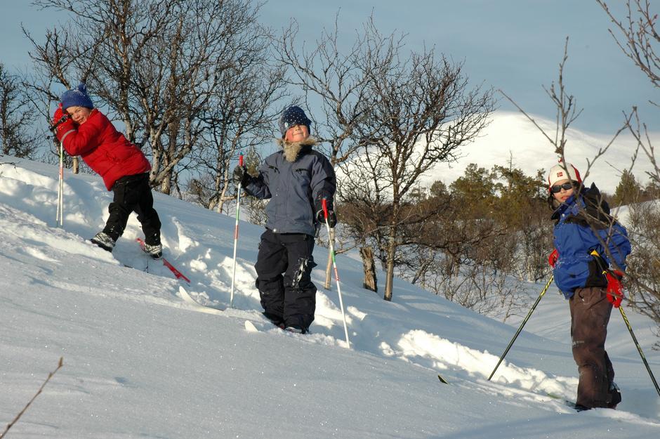 41830e252 Endelig vinterferie — Den Norske Turistforening