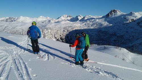 Topptur ski (ikke Jomfrutind)