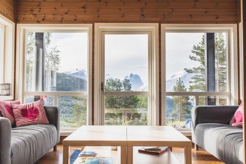 Store grupper på DNT Romsdals hytter