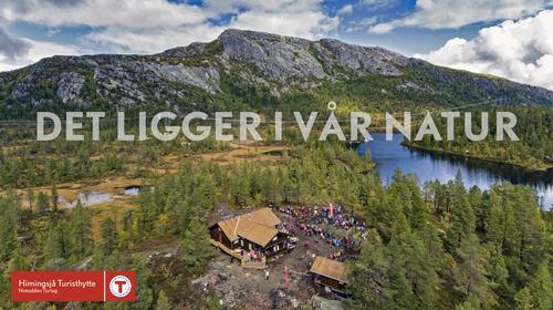 Himingsjå 9. september 2017 - åpningsdagen!