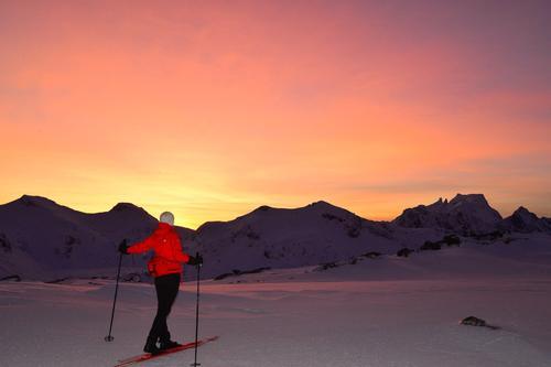 Skitur til Snytindhytta