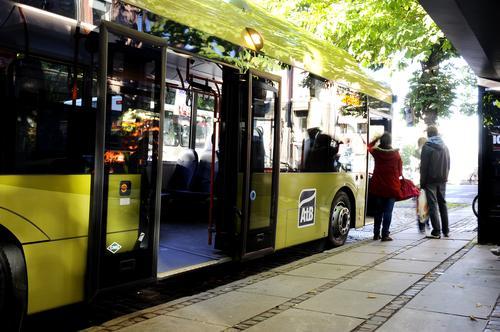Reis med buss til sommerfjellet