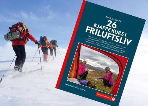 Ny bok: 26 kjappe kurs i friluftsliv