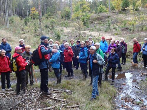 Seniorgruppa på tur i Barkåker