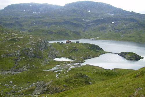 Tur 11: Markhus – Sandvasshytta – Langfoss