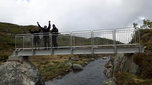 Nye broer i Etnefjellet