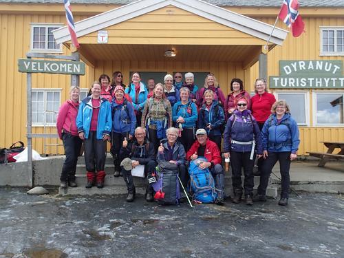 Rundtur på Hardangervidda