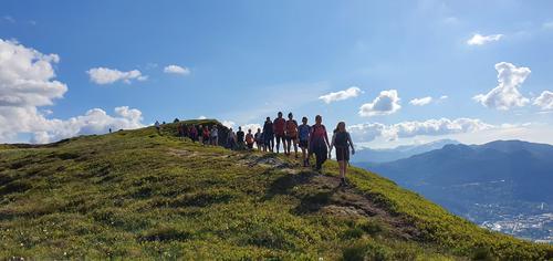 7-fjellsturen i Førde