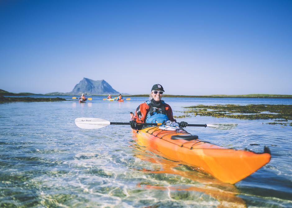 Vega på Helgelandskysten er bare ett av utallige turmål for en perfekt kystsommer.