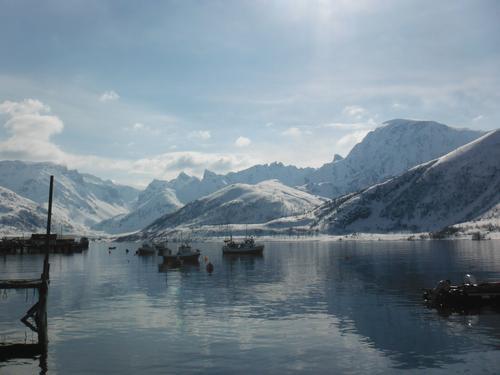Nuvsvåg, perle i Finnmark!