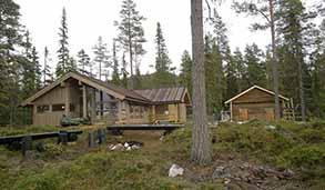 Fønhuskoia - 750 moh