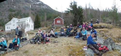Gålaget 4.mai: Eldegarden