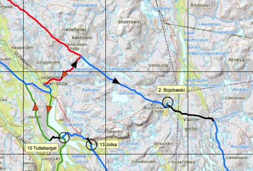 Samarbeid med Offroad Finnmark