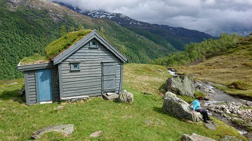 Eivindsete, Kvam i Hordaland