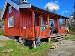 Høstdugnader på DNT-hyttene i Asker