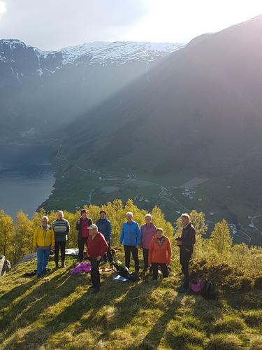 Slik gjekk turen: onsdagsturen til Bungane