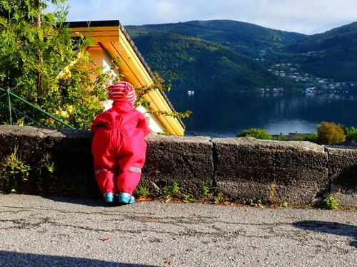 Utsikt fra Sætrefjellet / Ytre Arna