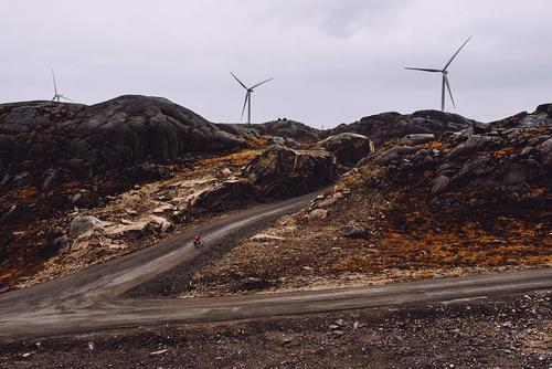 Nei til offensiv utbygging av vindkraft i urørt natur