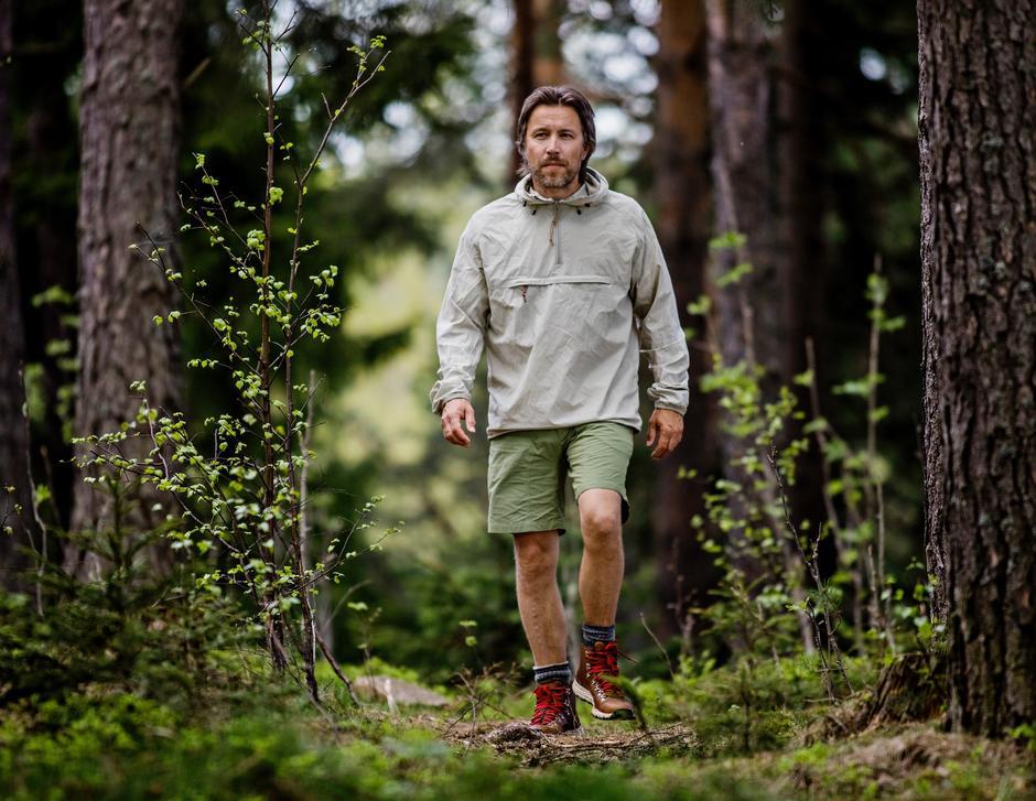 Torbjørn Ekelund forteller om Stiens historie på sesongavslutningen i Flammen