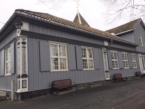 Markaveien til Oslo