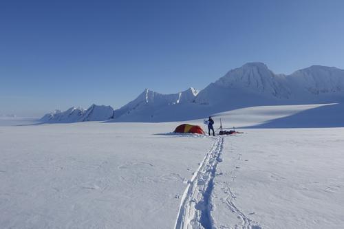 8. november: Om Svalbard